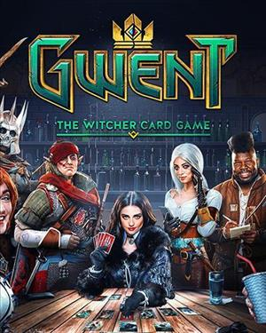 Gwent: The Witcher Card Game cover art