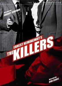The Killers: Criterion Collection cover art