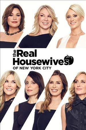 The Real Housewives of New York City Season 11 cover art