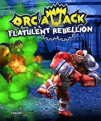 Orc Attack: Flatulent Rebellion cover art