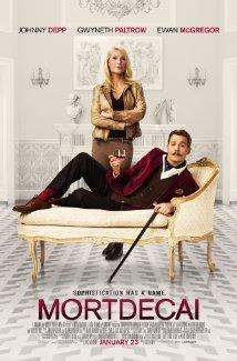 Mortdecai cover art
