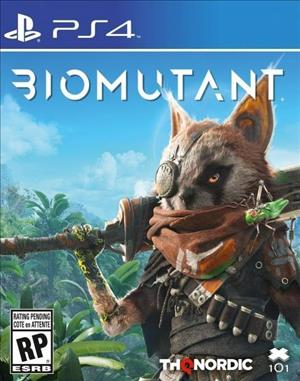 Biomutant cover art