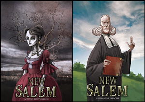 New Salem cover art