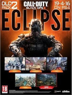 Call Of Duty: Black Ops 3 - Eclipse cover art