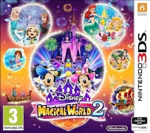 Disney Magical World 2: My Happy Life cover art