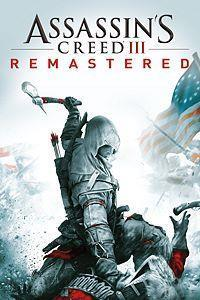 Assassin's Creed III Remastered cover art