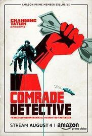 Comrade Detective Season 1 cover art