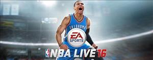 NBA Live 16 cover art