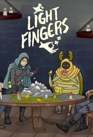 Light Fingers cover art