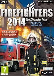 Firefighters 2014 cover art