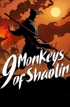 9 Monkeys of Shaolin cover art