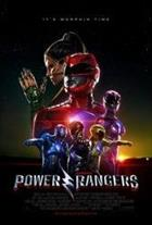 Movie Power Rangers  Cinema cover art