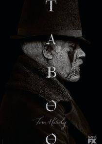 Taboo Season 1 cover art
