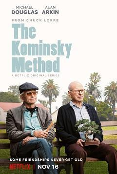 The Kominsky Method Season 1 cover art