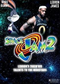 Space Jam 2 cover art