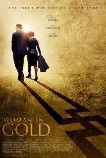 Woman in Gold cover art