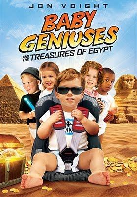 Baby Geniuses and the Treasures of Egypt cover art