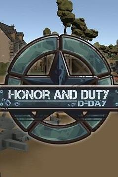 Honor and Duty: D-Day cover art