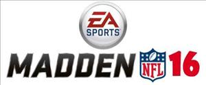Madden NFL 16 cover art