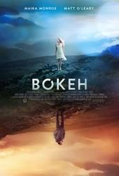 Bokeh cover art