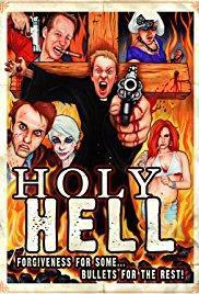 Holy Hell cover art