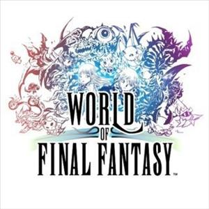 World of Final Fantasy cover art