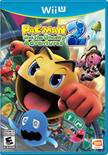 PAC-MAN and the Ghostly Adventures 2 cover art