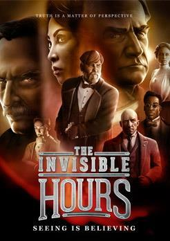 The Invisible Hours cover art
