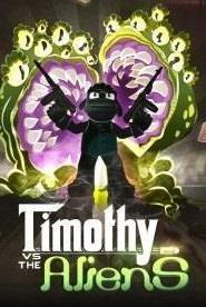 Timothy vs the Aliens cover art