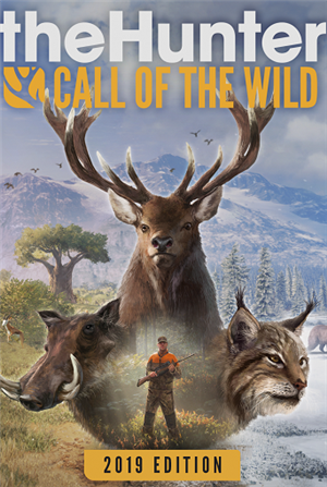 theHunter: Call of the Wild 2019 Edition cover art