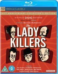 The Ladykillers cover art