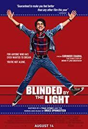 Blinded by the Light cover art