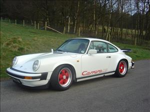PORSCHE 911 Carrera 2.7 RSL/RST cover art