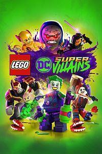 LEGO DC Super-Villains cover art