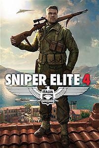 Sniper Elite 4 cover art