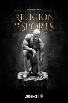 Religion of Sports Season 2 cover art