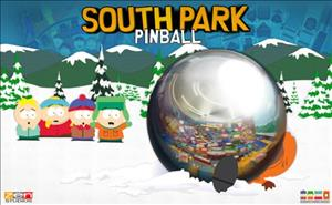 Pinball FX2 - South Park Pinball cover art