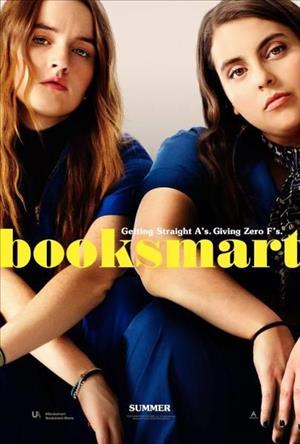 Booksmart cover art