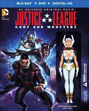 Justice League: Gods and Monsters - Limited Edition Gift Set cover art
