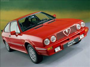 Alfa Romeo Alfasud Sprint cover art