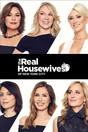 The Real Housewives of New York City Season 10 cover art