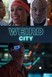 Weird City Season 1 cover art