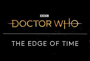 Doctor Who: The Edge of Time cover art