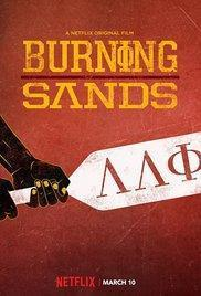 Burning Sands cover art