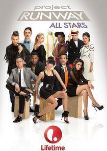 Project Runway All Stars Season 5 cover art