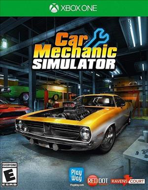 Car Mechanic Simulator cover art