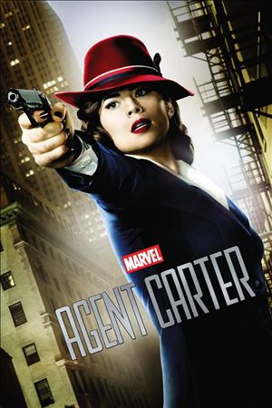 Agent Carter: The Complete First Season cover art