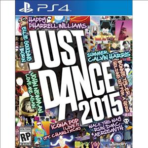 Just Dance 2015 cover art