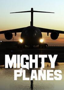 Mighty Planes Season 3 cover art