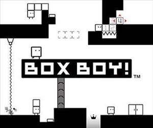 BoxBoxBoy! cover art
